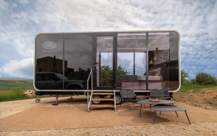 Jaguar Land Rover Defender Eco Home