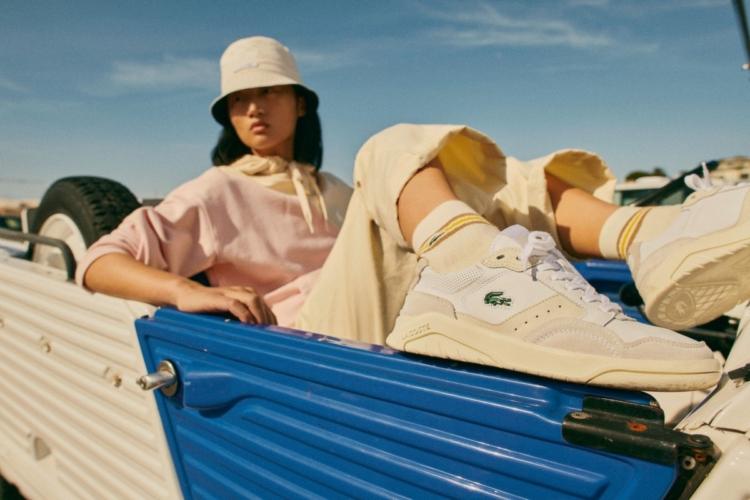 Lacoste sneakers primavera estate 2021
