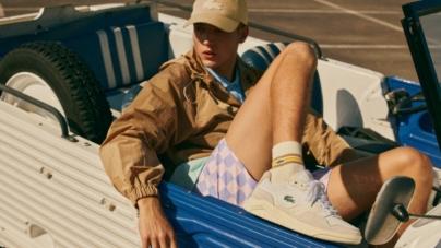 Lacoste sneakers primavera estate 2021: Game Advance Luxe, look sportivo e fashion