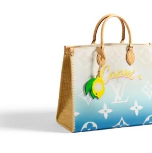 Louis Vuitton borse OnTheGo 2021: la limited edition esclusiva per l'estate