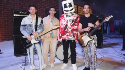 Marshmello Jonas Brothers Leave Before You Love Me: la nuova canzone, il video ufficiale