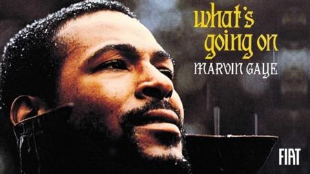 """Marvin Gaye Fiat 500: il video tributo emozionale per il 50 anniversario dell'album """"What's going on"""""""