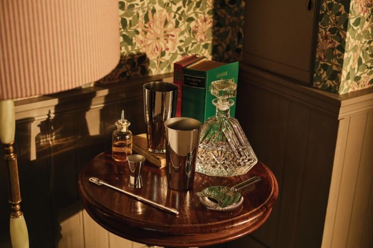 Mixology set cocktail Alessi