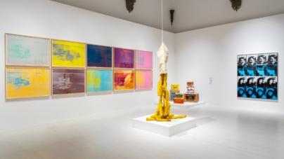 Palazzo Strozzi mostra American Art 1961-2001: l'arte americana in uno straordinario percorso di opere iconiche
