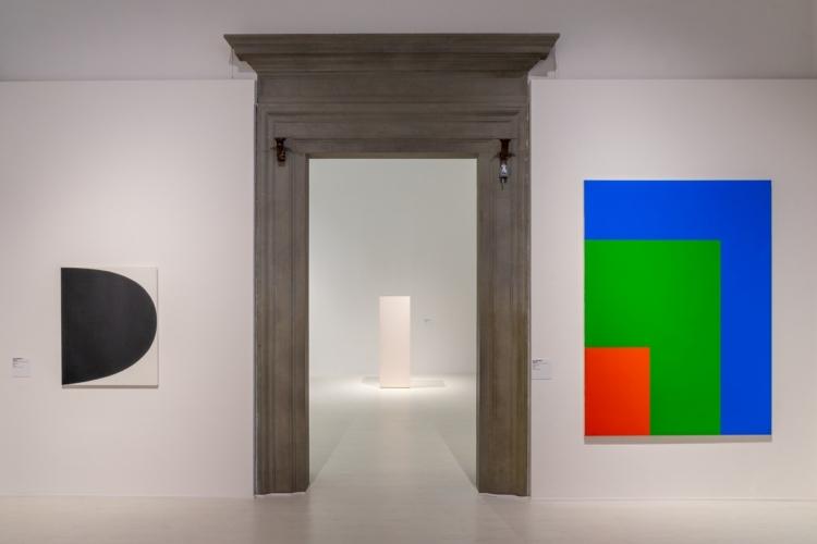 Palazzo Strozzi mostra American Art 1961-2001
