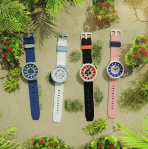 Swatch collezione Big Bold Bioceramic 2021: i nuovi orologi con tocchi di colori audaci