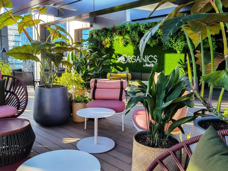 Terrazza Organics Skygarden Milano