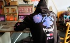 Tommy Hilfiger Drop Shop Stevie Gee: la nuova capsule collection con i cartoni animati psichedelici