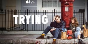 Trying serie tv stagione 2: la serie comedy in esclusiva su Apple TV +, il trailer