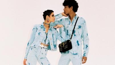 Versace Jeans Couture Denim primavera estate 2021: la campagna celebra i capi iconici