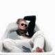 Versace occhiali Cody Simpson 2021: la nuova capsule maschile, la campagna e il backstage