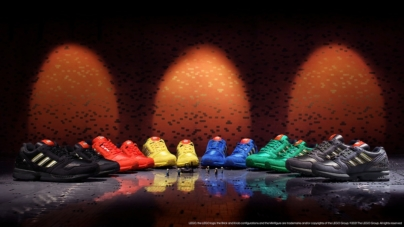 adidas Originals x Lego ZX 8000 Bricks: la nuova collezione di sneakers, il video