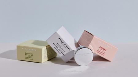 Acca Kappa profumi solidi: le tre fragranze prêt-à-porter