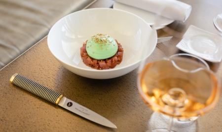 Armani Bamboo Bar Milano nuovo menù: la nuova proposta culinaria e le migliori etichette rosé