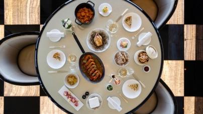 Armani Ristorante Milano menu: la nuova proposta per il pranzo della domenica