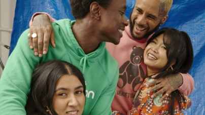 Benetton x Depop: pezzi rari e vintage, la campagna