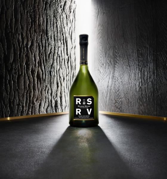 Champagne Mumm RSRV Blanc de Noirs 2012: la massima espressione dell'heritage della Maison