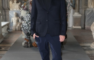 ROME, ITALY - JUNE 07: Stefano Sollima attends Damien Hirst Archaeology now exhibition, sponsored by Prada at Galleria Borghese on June 07, 2021 in Rome, Italy. (Photo by Ernesto S. Ruscio/Getty Images for Prada)