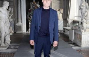 ROME, ITALY - JUNE 07: Renato De Maria attends Damien Hirst Archaeology now exhibition, sponsored by Prada at Galleria Borghese on June 07, 2021 in Rome, Italy. (Photo by Vittorio Zunino Celotto/Getty Images for Prada)