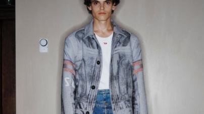 Diesel primavera estate 2022: il debutto di Glenn Martens, tutti i look e il fashion film