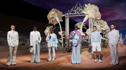 Dior Uomo primavera estate 2022: la collaborazione con Travis Scott, tutti i look e il video