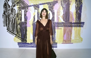 ATHENS, GREECE - JUNE 17: Jeanne Damas attends the photocall of the Dior Cruise Collection 2022 at Panathinaiko Stadium on June 17, 2021 in Athens, Greece. (Photo by Pascal Le Segretain/Getty Images for Dior)