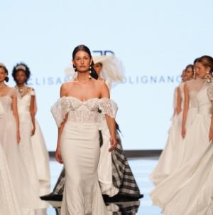 Elisabetta Polignano abiti da sposa 2022: Metamorfosi, la nuova collezione eco-friendly