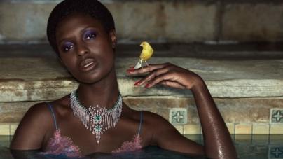 Gucci Alta Gioielleria Hortus Deliciarum: 130 creazioni spettacolari, la campagna con Jodie Turner-Smith