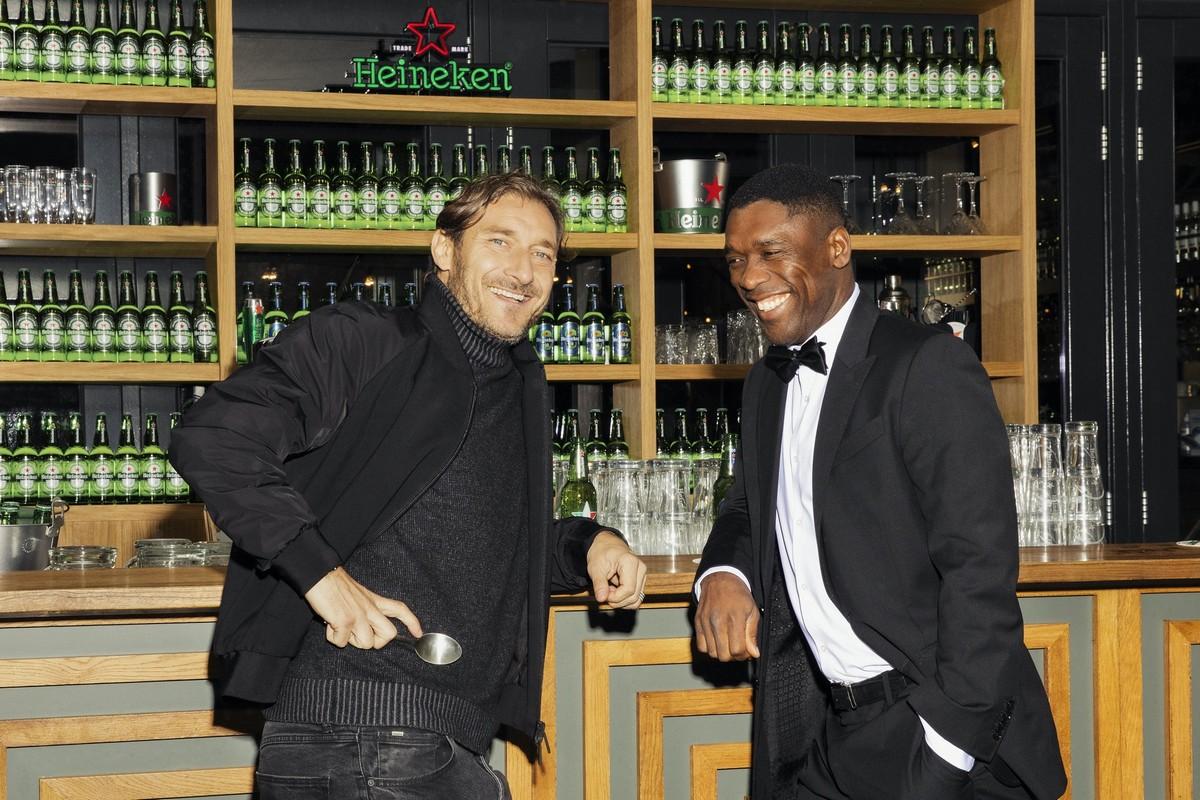 Heineken Francesco Totti The Spoon