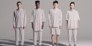 Homme Plissé Issey Miyake primavera estate 2022: Human Ensemble, tutti i look e il video