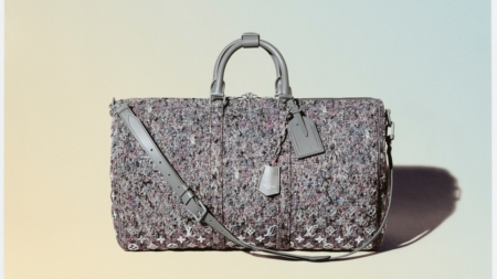 Louis Vuitton Felt Line: la nuova collezione di accessori sostenibili creati da Virgil Abloh