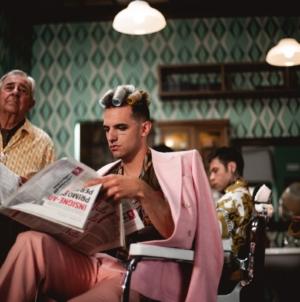 Mille Fedez Achille Lauro e Orietta Berti: total look Gucci per Achille Lauro, il videoclip ufficiale