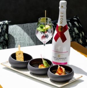 Moet Chandon Ice Imperial 10 anniversario: lo Champagne assemblato per la degustazione on the rocks