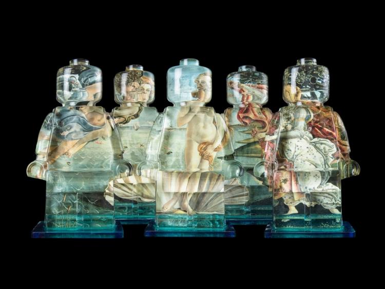 NH Collection Milano President mostra Alessandro Piano