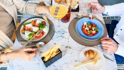 Terrazza Gallia Milano menu: una proposta di fine dining che unisce piatti di terra, mare e vegetali