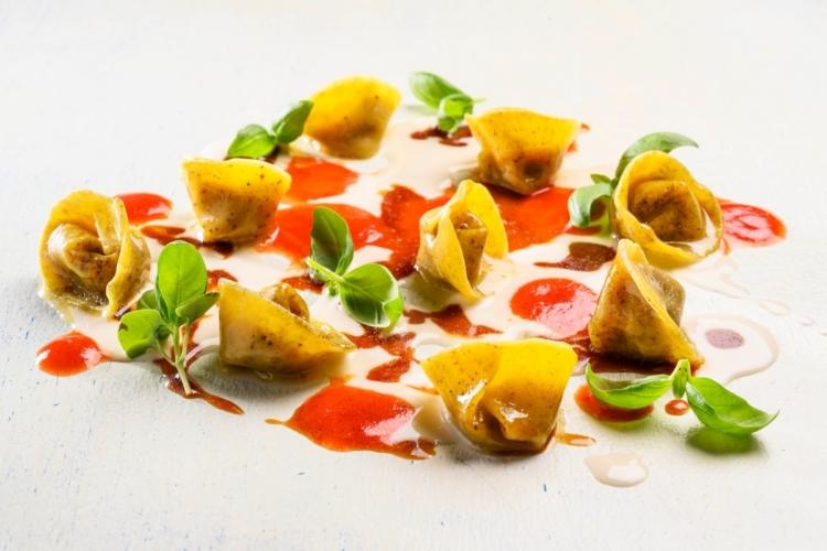 Terrazza Gallia Milano menu