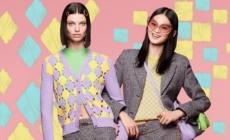 Versace collezione Resort 2022: un mondo psichedelico di colori e pattern vivaci