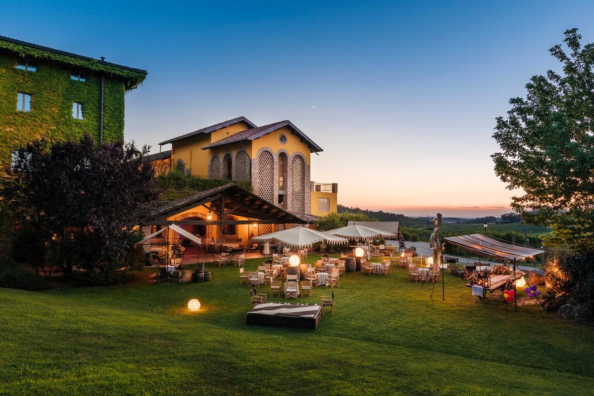 Villa Sparina Resort Gavi