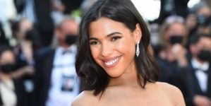 Festival Cannes 2021 red carpet Benedetta: Maggie Gyllenhaal, Izabel Goulart e Kingsley Ben-Adir, tutti i look