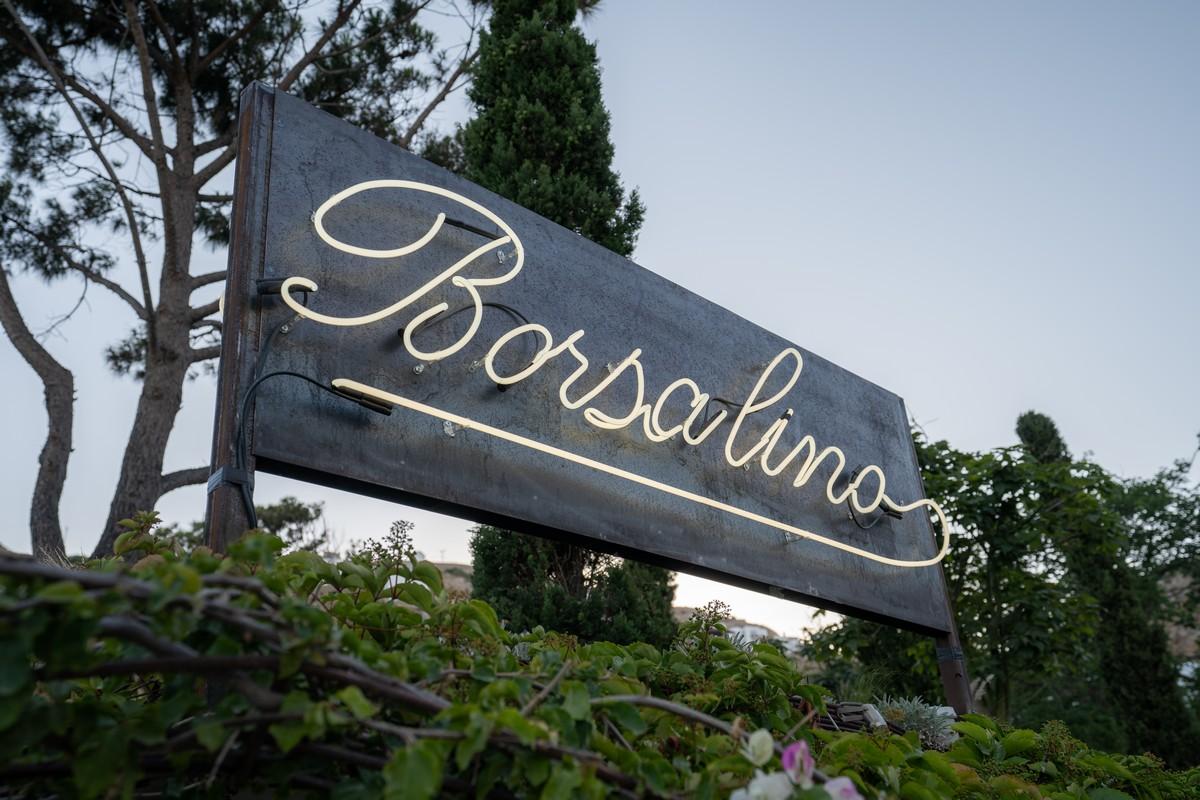 Borsalino boutique Mykonos