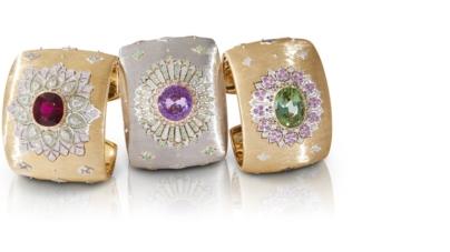 """Buccellati gioielli Haute Couture 2021: la nuova collezione """"Il Giardino di Buccellati"""""""