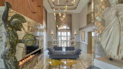 Case da sogno Italia: l'interior design di Studio Marco Piva per una casa privata a Padova