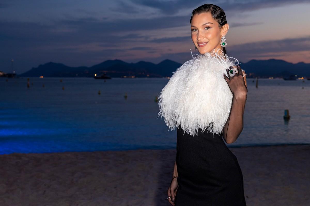 Chopard Paradise party Cannes 2021
