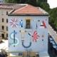 Città Studi Milano murales Serena Confalonieri: la nuova opera di arte urbana
