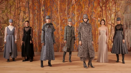 Dior Haute Couture autunno inverno 2021: il linguaggio sovversivo del ricamo, tutti i look e il video