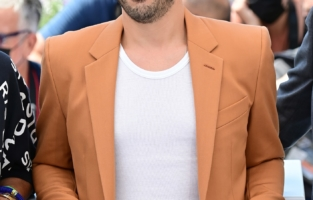 CANNES, FRANCE - JULY 06: Jury member Tahar Rahim attends the Jury photocall during the 74th annual Cannes Film Festival on July 06, 2021 in Cannes, France. (Photo by Daniele Venturelli/WireImage)