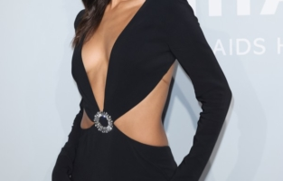 CAP D'ANTIBES, FRANCE - JULY 16: Chiara Sampaio attends the amfAR Cannes Gala 2021 at Villa Eilenroc on July 16, 2021 in Cap d'Antibes, France. (Photo by Andreas Rentz/amfAR/Getty Images for amfAR)