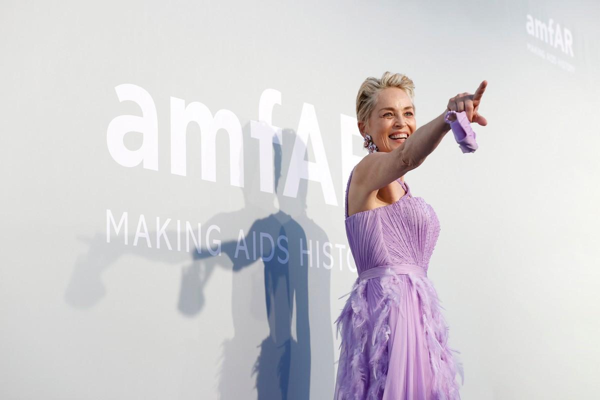 Festival Cannes 2021 amfAR party