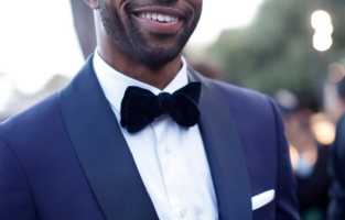 CAP D'ANTIBES, FRANCE - JULY 16: Jay Ellis attends the amfAR Cannes Gala 2021 at Villa Eilenroc on July 16, 2021 in Cap d'Antibes, France. (Photo by Kevin Tachman/amfAR/Getty Images for amfAR)