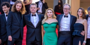 Festival Cannes 2021 red carpet Stillwater: Matt Damon, Abigail Breslin e Camille Cotin, tutti i look